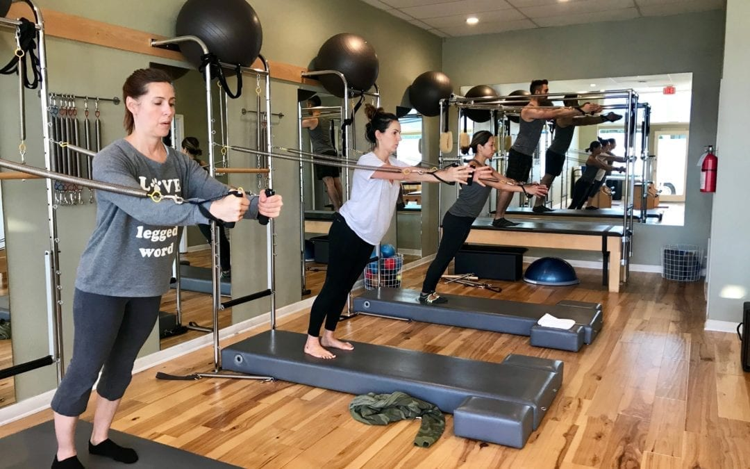 I'm New To Pilates: What does an Intro & Evaluation Session look like?