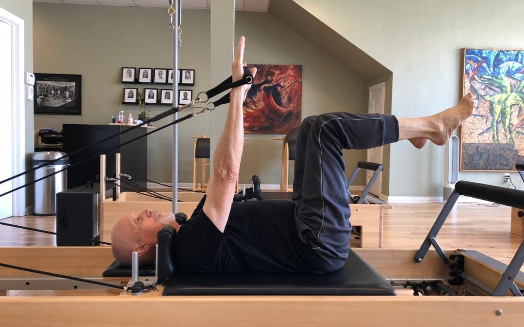 I'm New To Pilates: What's the difference between mat and equipment Pilates?