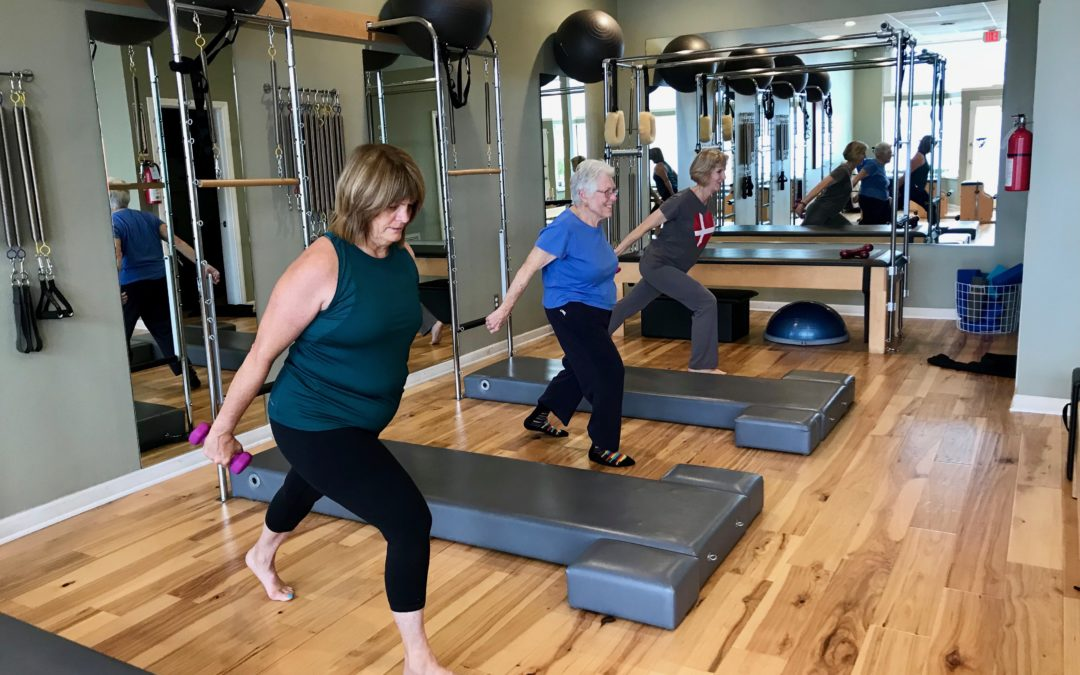 Finding Your Pilates Community