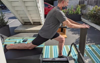 Sticking to your Pilates routine in Long Beach
