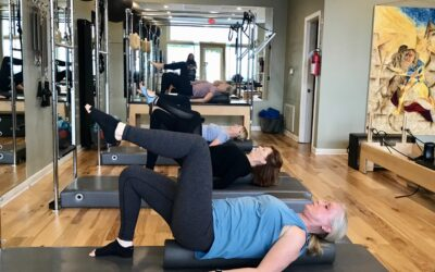 Pilates Will Help You Be More Present