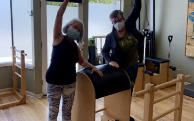 Benefits To Practicing Pilates With a Friend